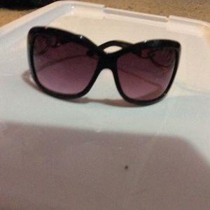 Black,fashion sunglasses